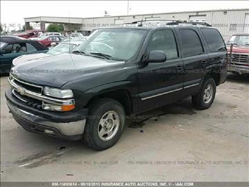 2003 Chevrolet Tahoe for sale in Cedar Rapids, IA