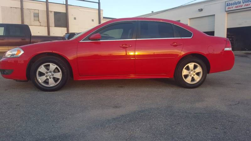2010 Chevrolet Impala LT 4dr Sedan - Cedar Rapids IA