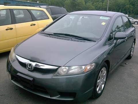 2010 Honda Civic for sale in Walpole, MA