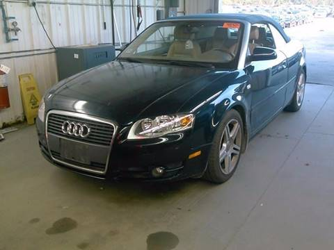 2007 Audi A4 for sale in Walpole, MA