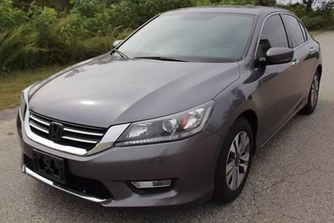 2013 Honda Accord for sale in Walpole, MA