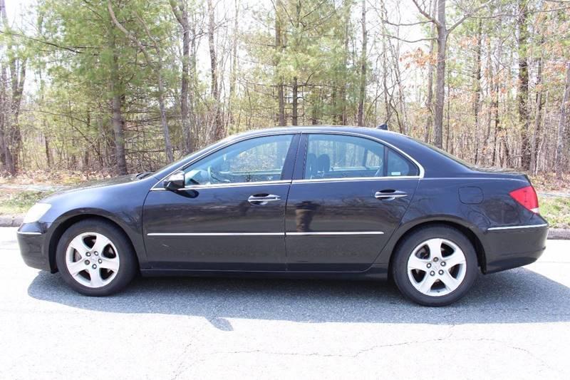 2005 acura rl sh awd 4dr sedan in walpole ma imotobank