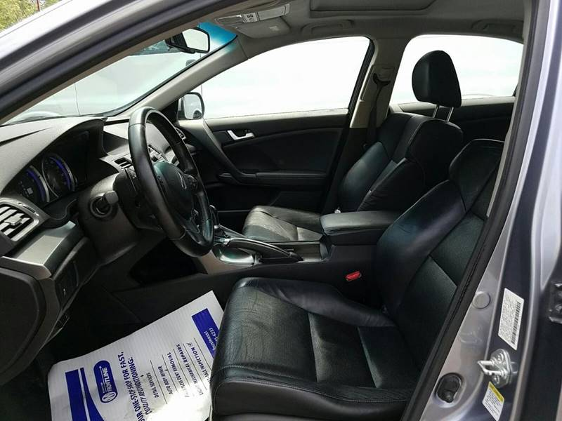 2011 acura tsx 4dr sedan 5a w technology package in walpole ma