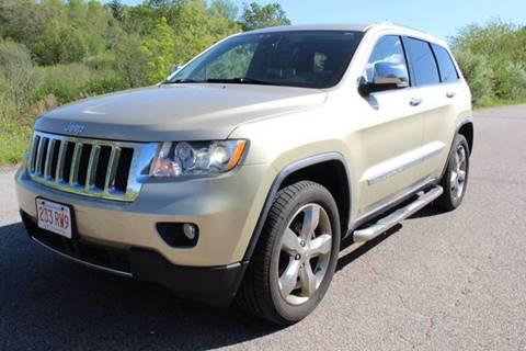 2012 Jeep Grand Cherokee for sale in Walpole, MA