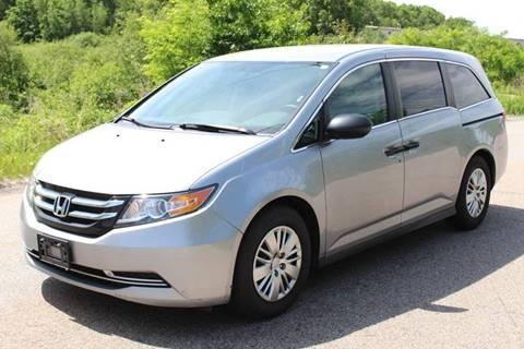 2017 Honda Odyssey for sale in Walpole, MA