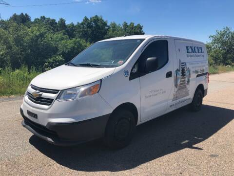 2017 Chevrolet City Express Cargo for sale at Imotobank in Walpole MA