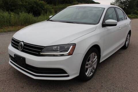 2017 Volkswagen Jetta for sale at Imotobank in Walpole MA
