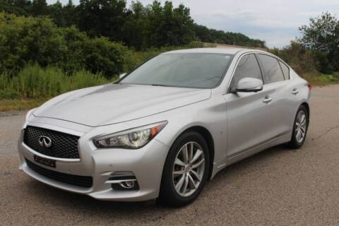 2015 Infiniti Q50 for sale at Imotobank in Walpole MA