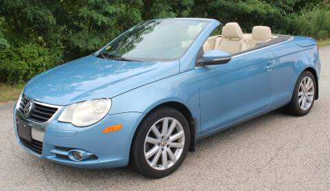 2009 Volkswagen Eos for sale at Imotobank in Walpole MA