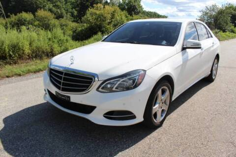 2014 Mercedes-Benz E-Class for sale at Imotobank in Walpole MA