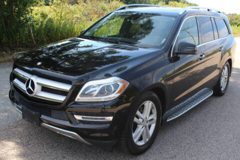2015 Mercedes-Benz GL-Class for sale at Imotobank in Walpole MA