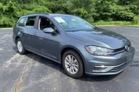 2019 Volkswagen Golf SportWagen for sale at Imotobank in Walpole MA