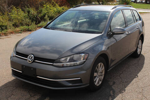 2019 Volkswagen Golf SportWagen for sale at Imotobank in Walpole MA