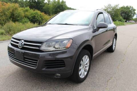 2011 Volkswagen Touareg for sale at Imotobank in Walpole MA