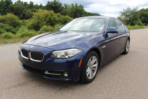 2016 BMW 5 Series for sale at Imotobank in Walpole MA