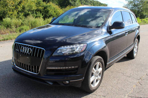 2011 Audi Q7 for sale at Imotobank in Walpole MA