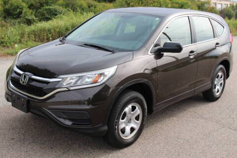 2015 Honda CR-V for sale at Imotobank in Walpole MA