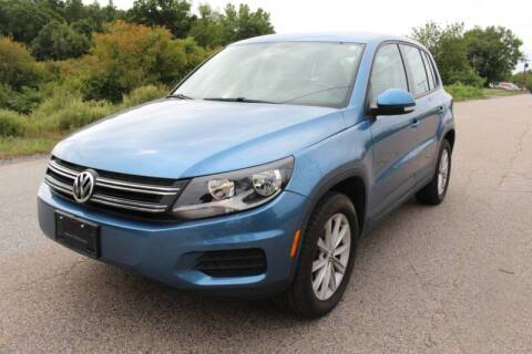 2017 Volkswagen Tiguan for sale at Imotobank in Walpole MA