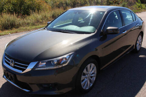 2014 Honda Accord for sale at Imotobank in Walpole MA
