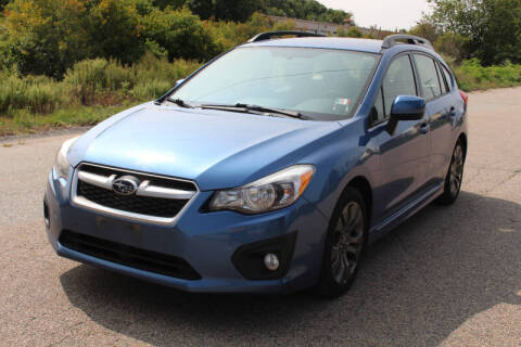 2014 Subaru Impreza for sale at Imotobank in Walpole MA
