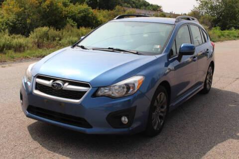 2014 Subaru Impreza for sale at Imotobank in Walpole MA