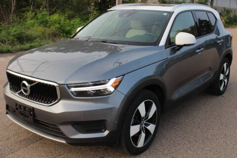2019 Volvo XC40 for sale at Imotobank in Walpole MA