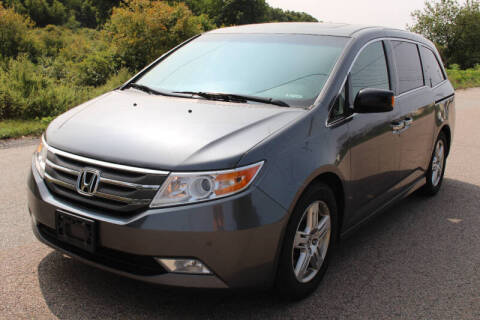 2012 Honda Odyssey for sale at Imotobank in Walpole MA