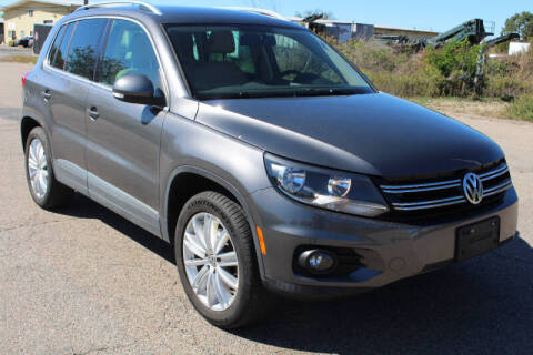 2013 Volkswagen Tiguan for sale at Imotobank in Walpole MA