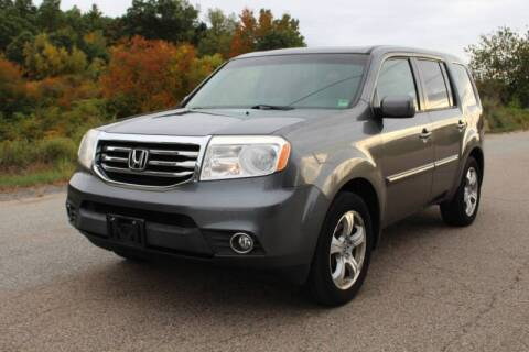 2012 Honda Pilot for sale at Imotobank in Walpole MA