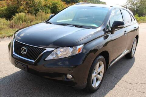 2011 Lexus RX 350 for sale at Imotobank in Walpole MA