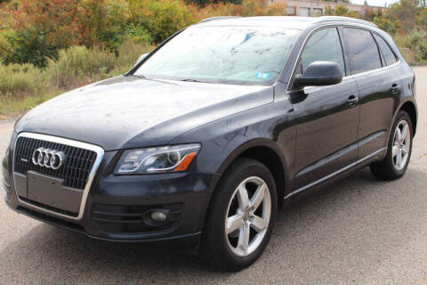 2012 Audi Q5 for sale at Imotobank in Walpole MA
