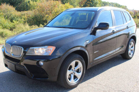 2011 BMW X3 for sale at Imotobank in Walpole MA