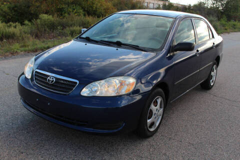 2007 Toyota Corolla for sale at Imotobank in Walpole MA