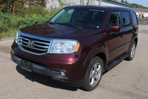 2013 Honda Pilot for sale at Imotobank in Walpole MA