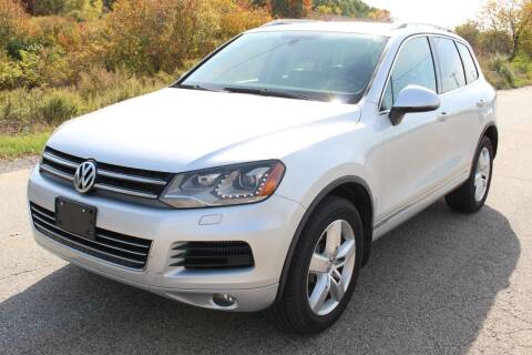 2012 Volkswagen Touareg for sale at Imotobank in Walpole MA