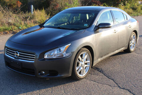 2010 Nissan Maxima for sale at Imotobank in Walpole MA