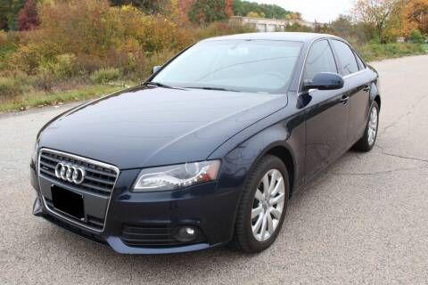 2011 Audi A4 for sale at Imotobank in Walpole MA