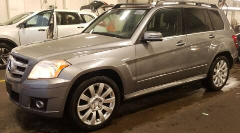 2012 Mercedes-Benz GLK for sale at Imotobank in Walpole MA