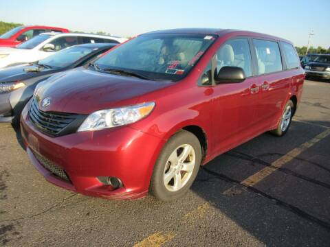 2017 Toyota Sienna for sale at Imotobank in Walpole MA