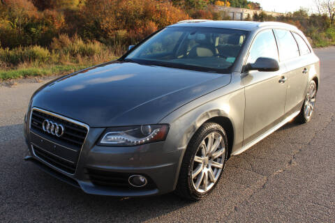 2012 Audi A4 for sale at Imotobank in Walpole MA