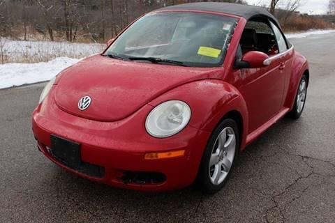 2006 Volkswagen New Beetle for sale in Walpole, MA