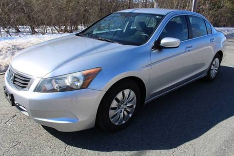 2010 Honda Accord for sale in Walpole, MA