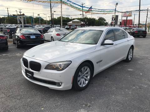 2011 BMW 7 Series for sale in San Antonio,, TX