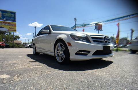 2011 Mercedes-Benz C-Class for sale in San Antonio,, TX