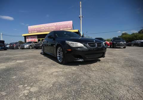 2010 BMW M5 for sale in San Antonio,, TX