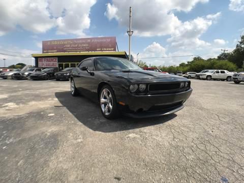 2014 Dodge Challenger for sale in San Antonio,, TX