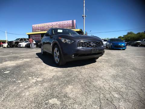 2011 Infiniti FX35 for sale in San Antonio,, TX