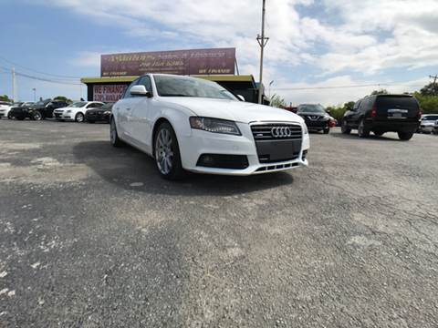 2009 Audi A4 for sale in San Antonio, TX