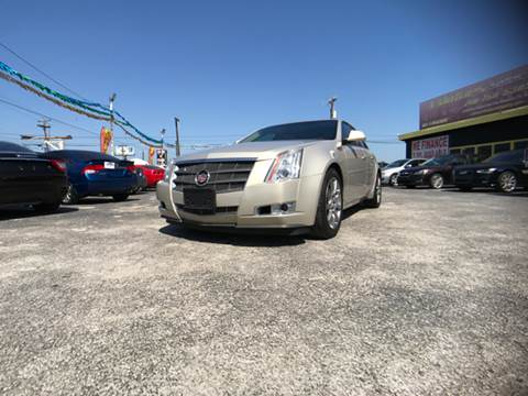 2009 Cadillac CTS for sale in San Antonio, TX