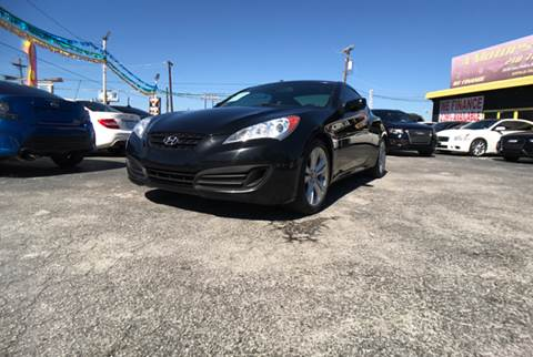 2012 Hyundai Genesis Coupe for sale in San Antonio, TX